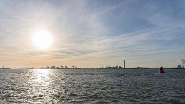 Industrie Hoek van Holland von Jacco van der Giessen