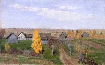 Goldener Herbst, Isaac Levitan