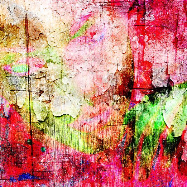 Colored cracked von PictureWork - Digital artist