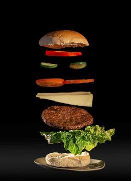 De vliegende hamburger. van Pieter van Roijen