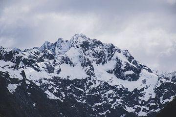 Mount Aspiring / Tititea, Nieuw-Zeeland van Tom in 't Veld