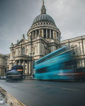 St. Paul's Cathedral in London van MAT Fotografie
