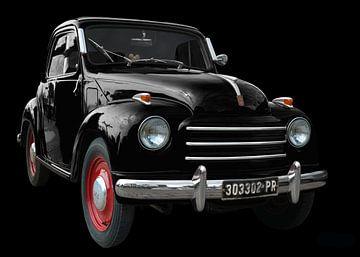 NSU Fiat Topolino C van aRi F. Huber