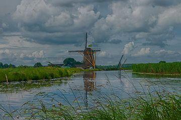 Hollandse Molen van Irene Kuizenga