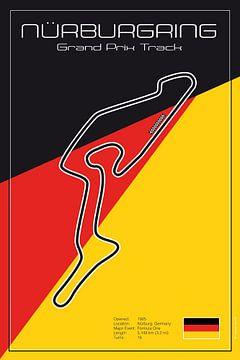 Renbaan Nürburgring van Theodor Decker