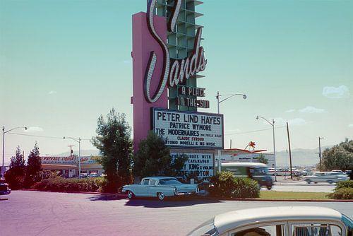 1961 - Las Vegas van Aad Windig