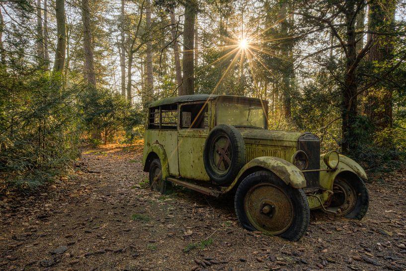The Rusty Ride von Wesley Van Vijfeijken