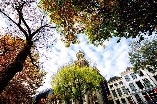 St. Augustinuskerk aan de Oudegracht van Utrecht (2) van