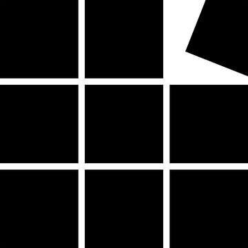 Quadratische Flucht von GeeeDeeeBeee