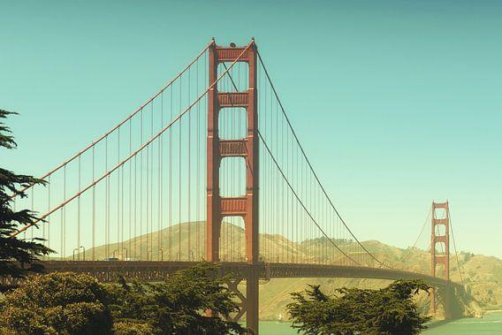 Golden Gate Bridge van Pascal Deckarm