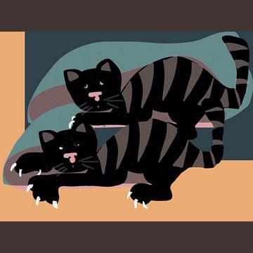 Katten van Raina Versluis