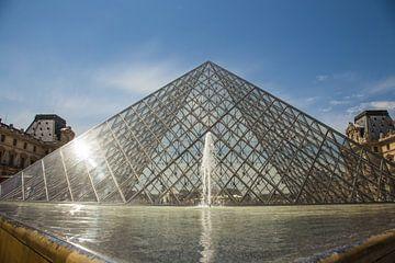 Louvre van Melvin Erné