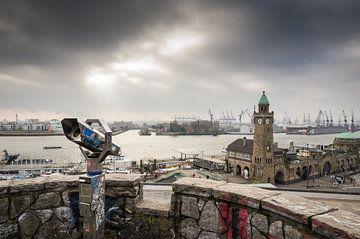 Les débarcadères de St. Pauli sur Jürgen Schmittdiel Photography