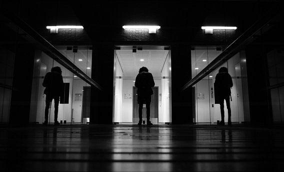 reflectie.  van Arne Claessens