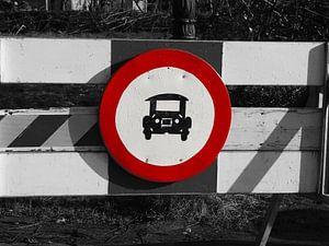 Verboden voor auto's Ruigoord von Redroof Productions