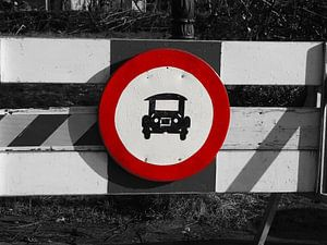 Verboden voor auto's Ruigoord van Redroof Productions