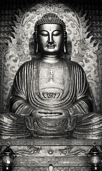 Buddha - Sakyamuni van Nanouk el Gamal - Wijchers (Photonook)