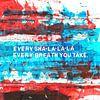 Every sha-la-la-la, every breath you take van Feike Kloostra thumbnail