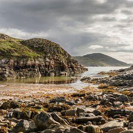 Irische Felsküste am Nordatlantik von Tony Buijse
