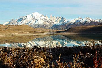 Patagonië, Argentinië van peter veerman