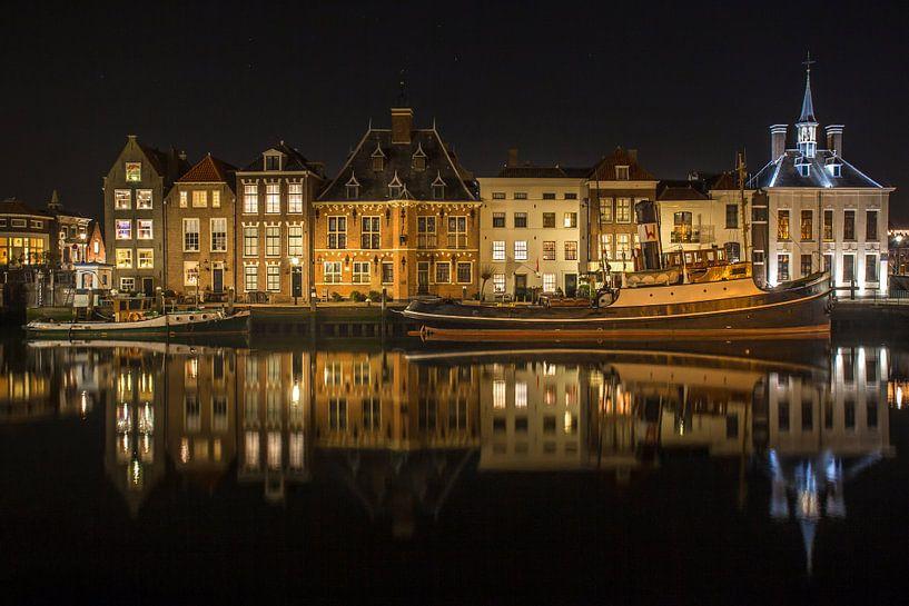 Maassluis Reflections van Marc Smits