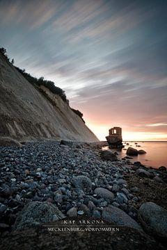 Cape Arkona (frameless) van Felix Lachmann