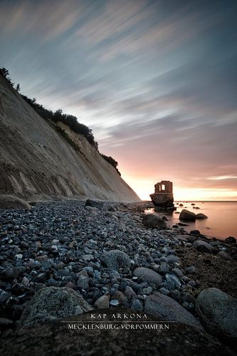 Cape Arkona (frameless) sur Felix Lachmann