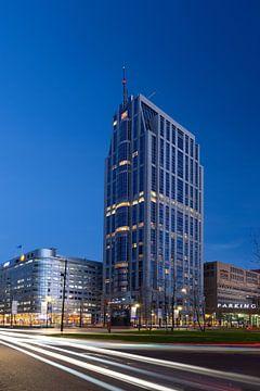 Rotterdam Marriott hotel van Prachtig Rotterdam