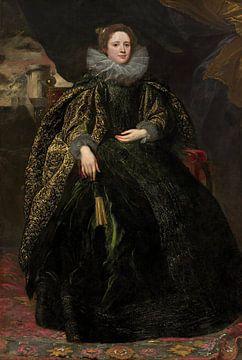 Marchesa Balbi, Anthony van Dyck.