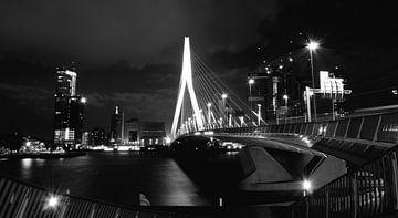 Erasmusbrug Rotterdam von Alice Sies