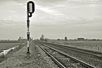 langs het spoor von