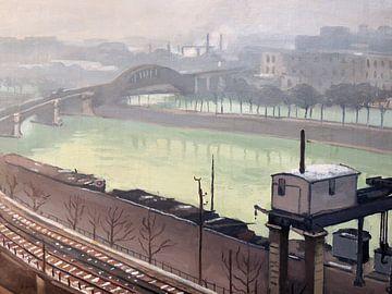 Albert Marquet, Die Seine bei Grenelle