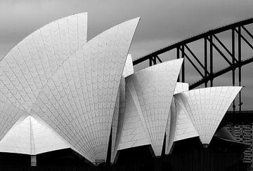 Opera house Sydney, Alida van Zaane van 1x