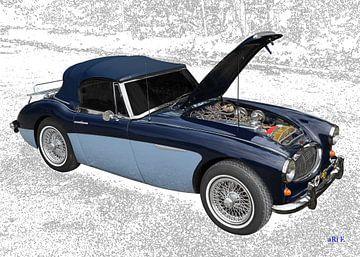 Austin-Healey 3000 Mk II von aRi F. Huber