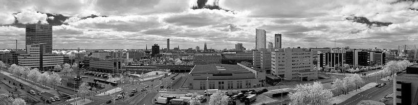 Panorama Eindhoven van Anton de Zeeuw
