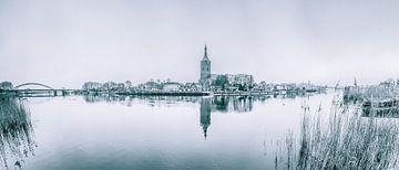 Stadsfront Hasselt von Bertrik Hakvoort