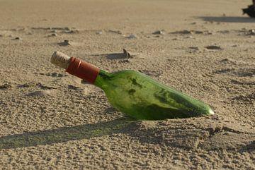 Flessenpost? van Rafael Delaedt