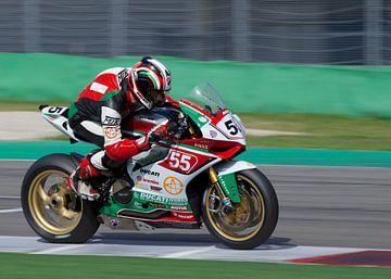 Ducati sur Thijs Schouten