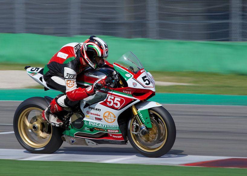 Ducati van Thijs Schouten