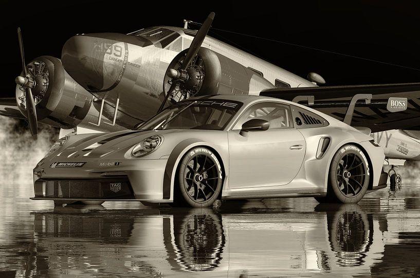 Porsche 911GT 3 RS von Jan Keteleer