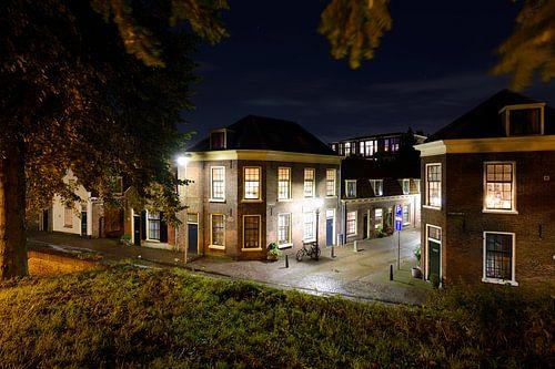 Hoek Pelmolenweg met Fockstraat (De Zeven Steegjes) in Utrecht