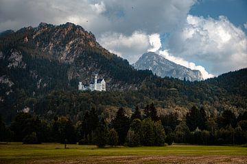 Märchenschloss am Berg I | Eine Reise durch die Dolomiten, Italien von Roos Maryne - Natuur fotografie