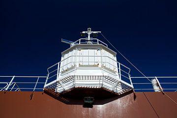 Front deckhouse van Leon van Voornveld