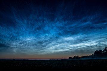 Nachtwolken van Anita Lammersma