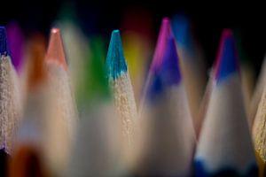 Potlood, kleurpotloden