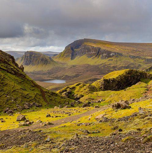Quiraing - Isle of Skye Schotland