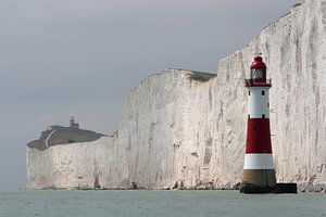 Belle Tout & Beachy Head Lighthouse