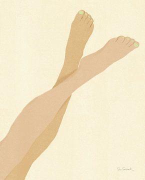 Ze heeft benen II, Sue Schlabach van Wild Apple
