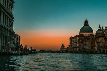 am frühen Abend in Venedig von Senten-Images Carlo Senten