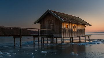 Winterlicht von Denis Feiner
